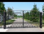 Каталог 6 ''Кованые металлические ворота.